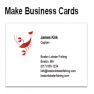 Free Business Card Maker from DeGraeve