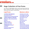 Free Legal Forms from FormsGuru