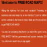 Free Road Maps