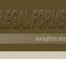 Free Legal Forms from LegalForms.name