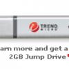 Free 2GB USB Jump Drive
